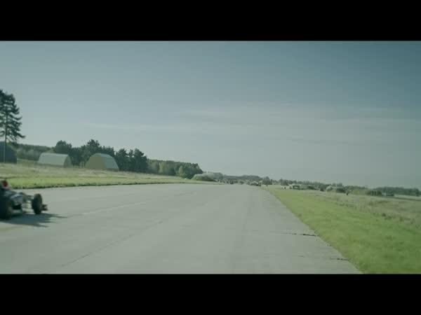World Record Truck Jump Featuring Team Lotus