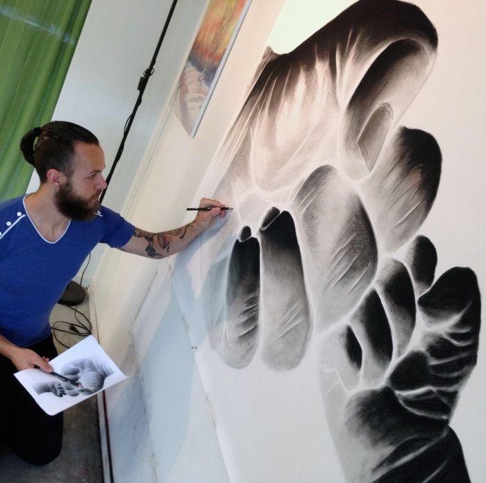 Dino Tomic's Art Looks So Real (26 pics)