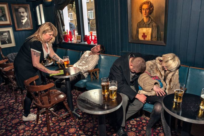 You've Never Seen Anything Like London's Shoreditch District (25 pics)
