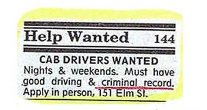 The Funniest 'Now Hiring' Signs You're Ever Going To See (14 pics)