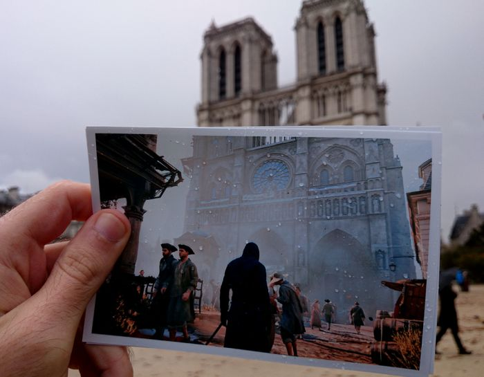 Assassin's Creed Locations In Real Life (14 pics)