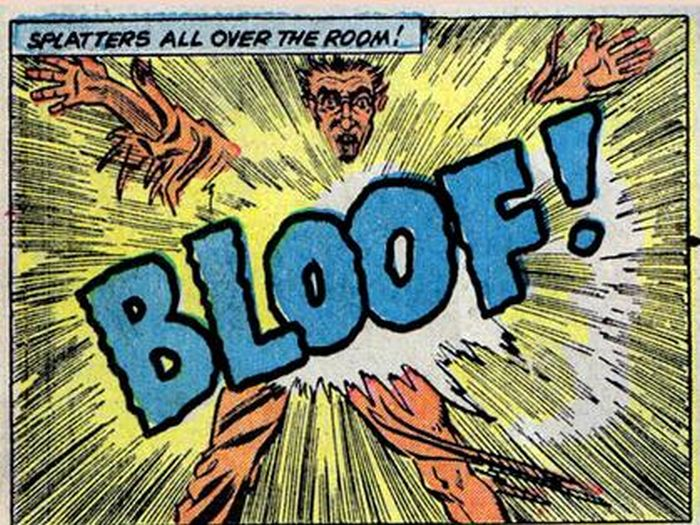 Comic Book Panels Are Much Funnier When Taken Out of Context (23 pics)