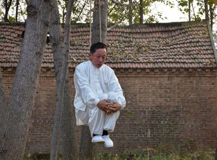 Lee Lyangbin Is A Kung Fu Master (4 pics)