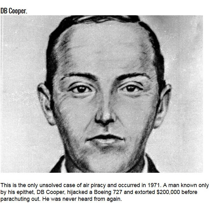 5 Bizarre Missing Persons Cases That May Never Get Solved (5 pics)