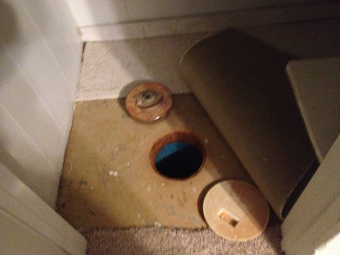 Finding A Secret Safe In Your New Home (8 pics)