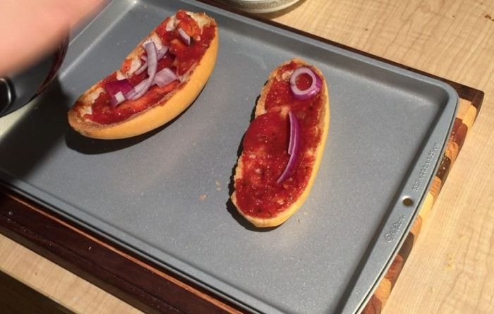 How To Turn Your Sandwich Into A Pizza (16 pics)