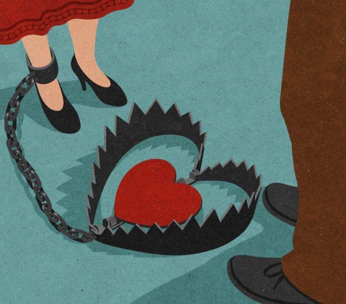 Satirical Art By John Holcrof (55 pics)