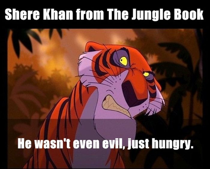 Villains That Had Legitimate Reasons For Being The Bad Guy (25 pics)