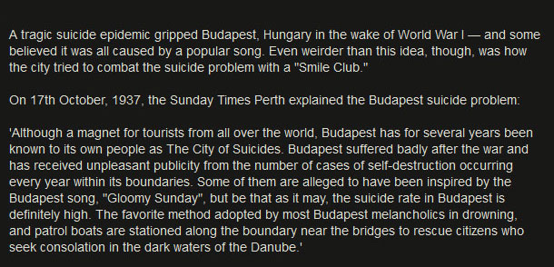 How Budapest Became The City Of Smiles (6 pics)