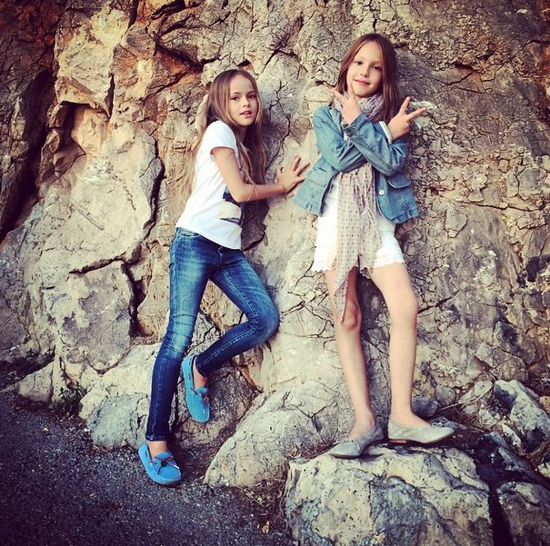 Kristina Pimenova Is Going To Be A Star 40 Pics