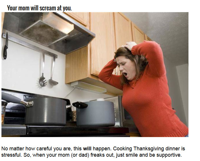 The Truth About Going Home For Thanksgiving As An Adult (7 pics)
