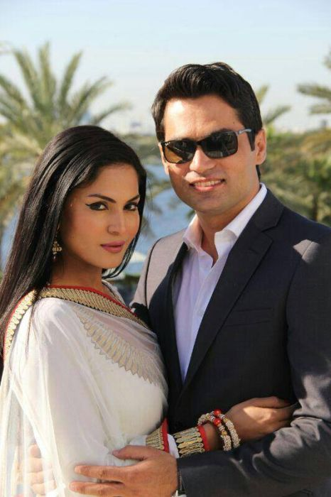 Veena Malik Is Headed To Jail Because Of A Blasphemous TV Show (35 pics)