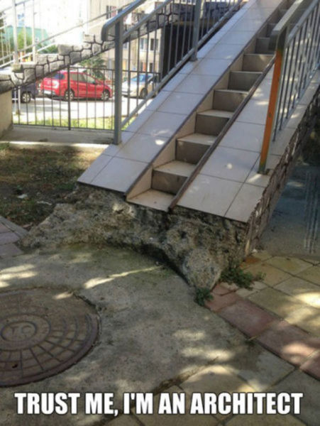 Who Let These Construction Fails Happen? (40 pics)