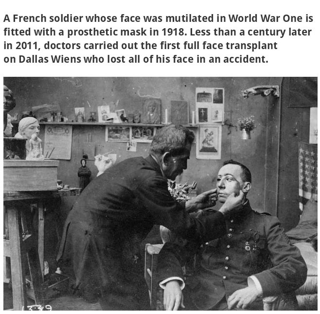 Famous Events Back In The Day And Today (42 pics)