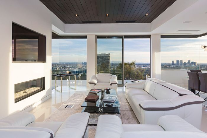 This $ 19,000,000 Beverly Hills Mansion Is A Dream House (50 pics)