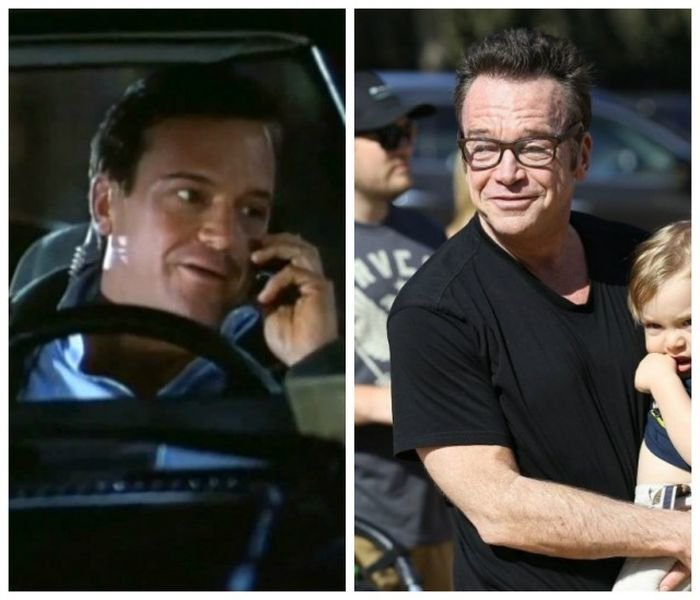 The Cast Of True Lies Then And Now (7 pics)