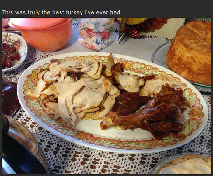 This Is A Very Unique Way To Cook A Turkey (10 pics)
