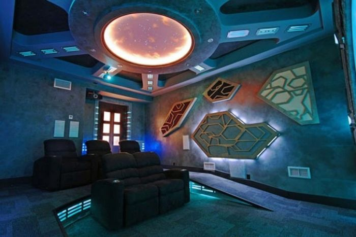 These Home Theaters Are Your Wildest Dreams Come True (29 pics)
