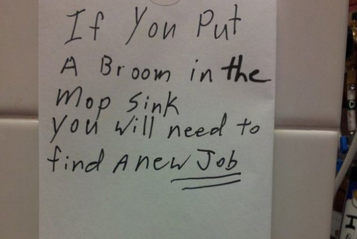These Passive Aggressive Notes Nailed It (29 pics)