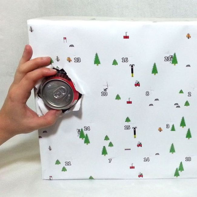 This Is The Advent Calendar You Need And Deserve (17 pics)