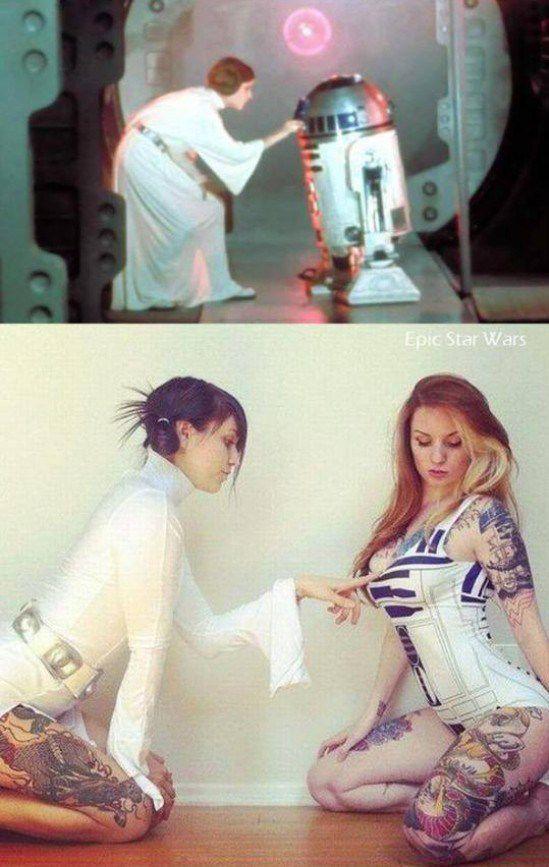 Hot Geek Girls (47 pics)