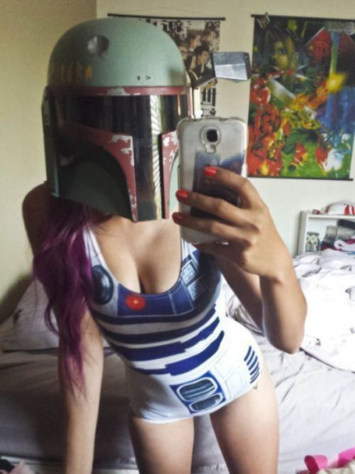 Hot Geek Girls (47 pics)