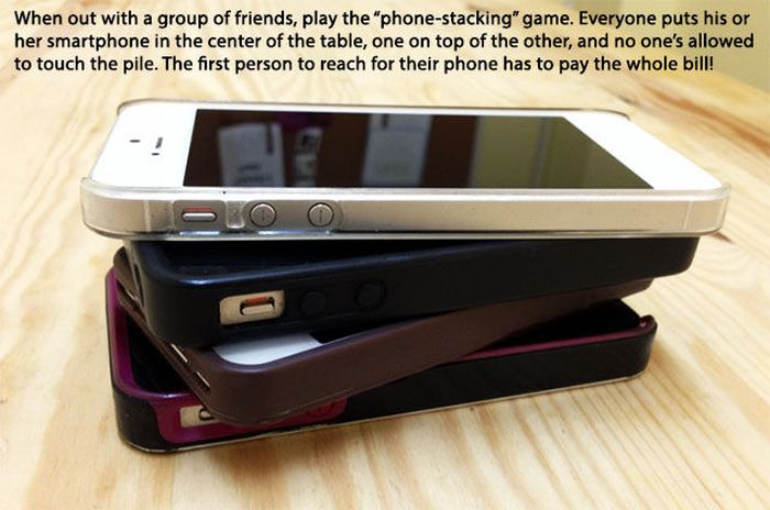 Have Smartphones Taken Over The World? (43 pics)