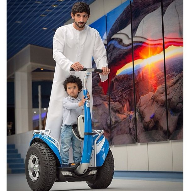 The Exciting Life Of Hamdan Bin Mohammed (43 pics)