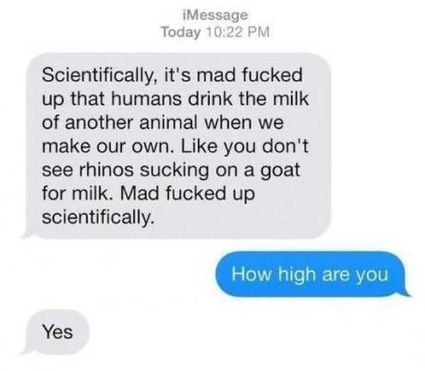 These Texts Are Guaranteed To Make You Laugh (27 pics)