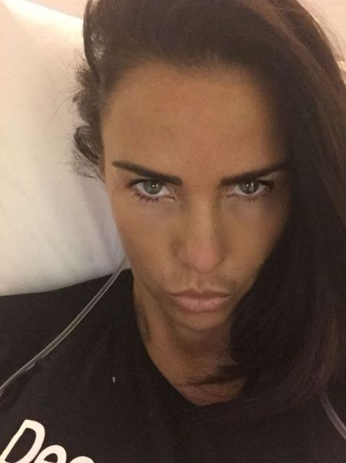 Can Katie Price's Bust Get Any Bigger? (10 pics)