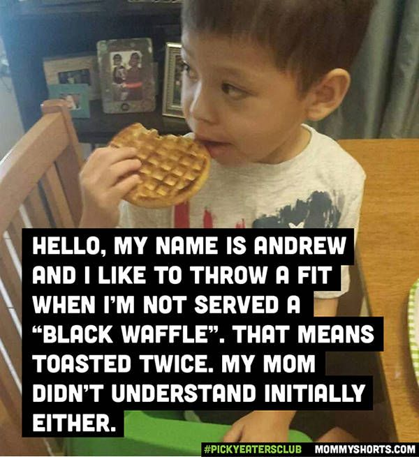 You Can't Help But Laugh At The Eating Habits Of Kids (32 pics)