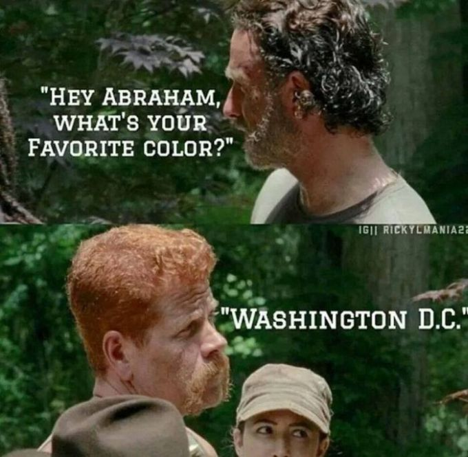 The Best 'Walking Dead' Memes From Season 5 (31 pics)
