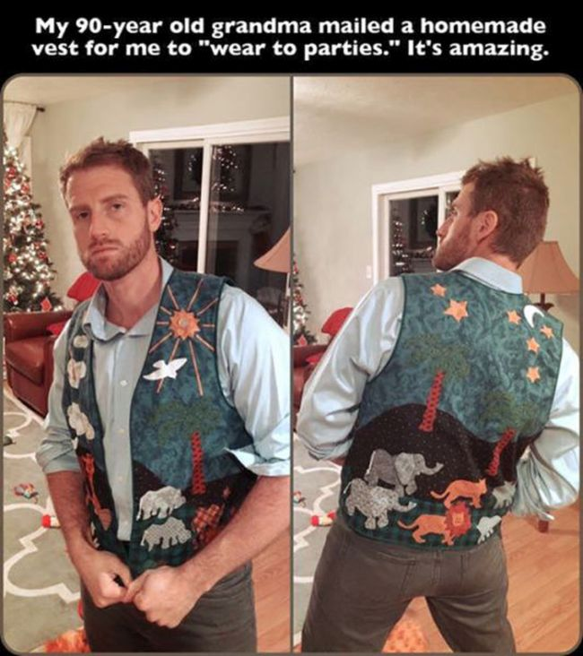 These Are Obviously The Best Christmas Presents Ever (37 pics)
