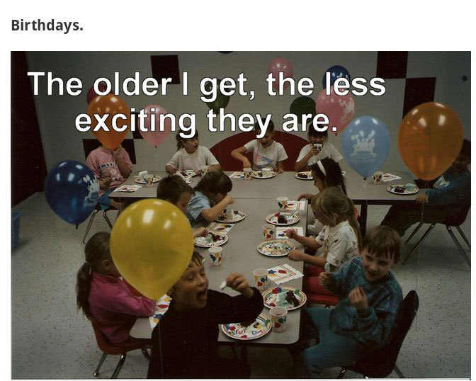 Things That Were Cool As A Kid But Totally Suck As An Adult (26 pics)