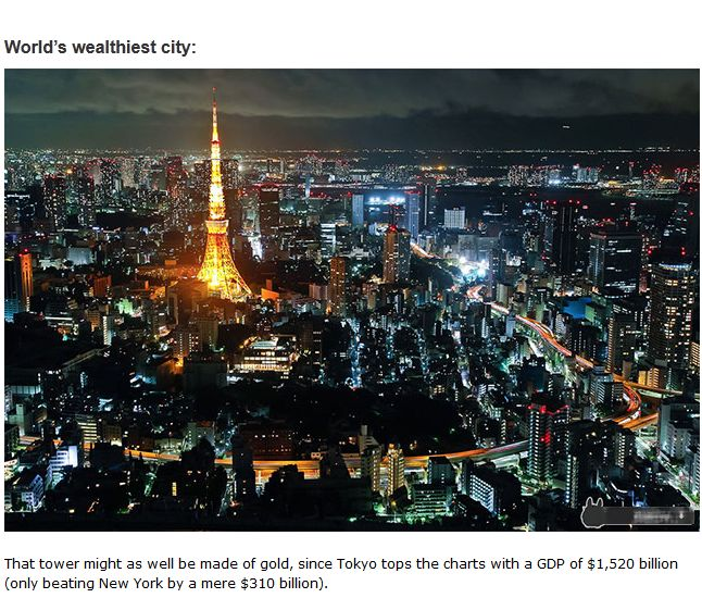 These Places Are Ranked Number 1 Around The World (39 pics)