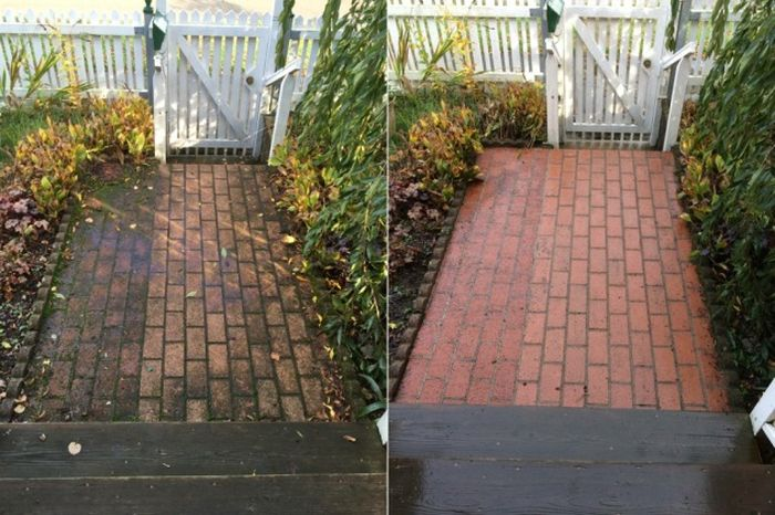 These People Make Power Washing Look Epic (35 pics)