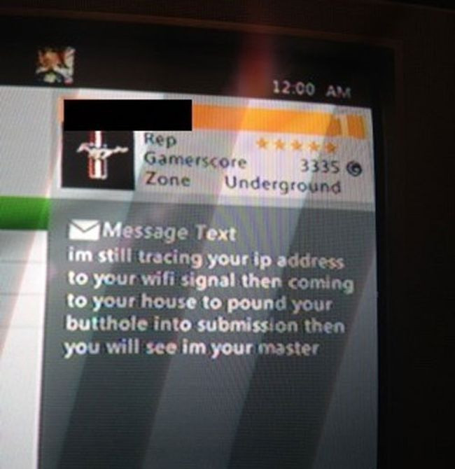 The Best Xbox Insults Of All Time (16 pics)