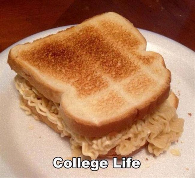 College Life Gets Summed Up Perfectly In These Pictures (31 pics)