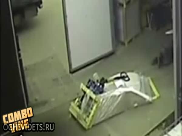 Bad Unloading Fail