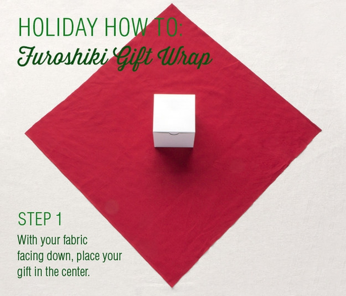 How To Use Old Fabric To Wrap Your Gifts (6 pics)