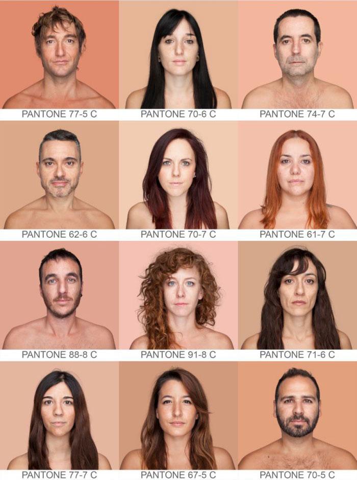 Brazilian Artist Shows How We're All Similar But Unique (19 pics)