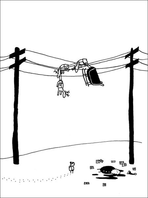 Satirical Cartoons That Tell The Truth About Real Life (15 pics)