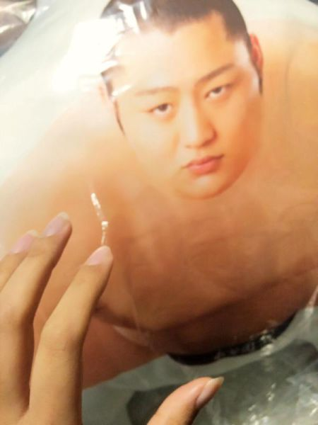 You Can Now Own A Pillow With A Sumo Wrestler's Butt On It (12 pics)