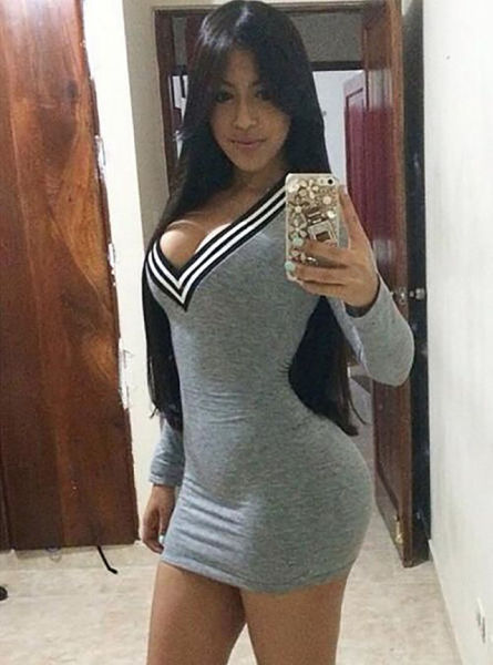 These Girls In Tight Dresses Are Exactly What You Need Right Now (51 pics)