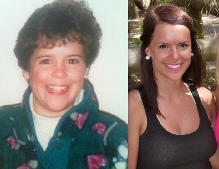 Ugly Ducklings Then And Now (24 pics)