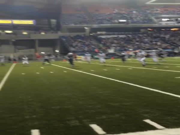 Great Touchdown