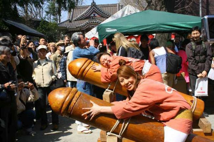 Japan Has An Entire Festival Centered Around The Penis (21 pics)