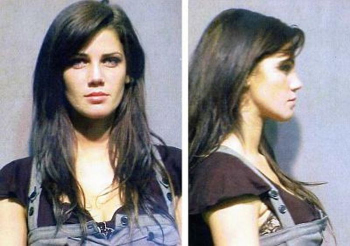 The Sexiest Mugshots (21 pics)