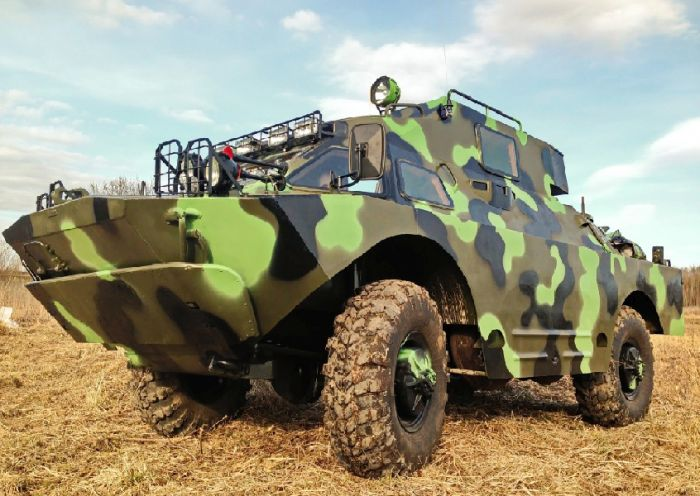 The Most Pimped Out Military Vehicle There Is (14 pics)