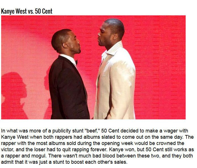 9 Hip Hop Feuds That Got Out Of Control (9 pics)